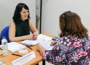 240 personas desempleadas buscan trabajo en el 'Foro de Empleo' de San Isidro