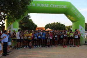 Casi 500 corredores se dan cita en el Cross Nocturno Torre de la Horadada 'Trofeo Grupo Caliche One Telecom'