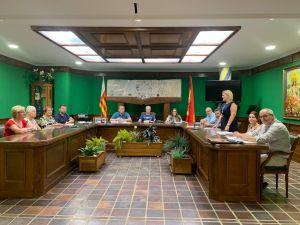 Unanimidad en la reelección de Noemí Cutillas como presidenta de la Mancomunidad Bajo Segura