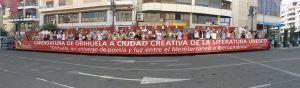 El Club Naútico de Campoamor acoge mañana viernes el acto de presentación oficial de la Candidatura de Orihuela a Ciudad Creativa de la Literatura UNESCO