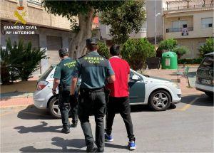 Detienen en Callosa a un hombre cinco días después de haber sido puesto en libertad