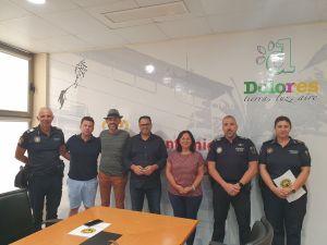 Dolores, Daya Nueva y Daya Vieja valoran asociarse para la prestación de servicios de Policía Local