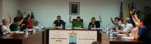 Rafal adapta a las necesidades del Consistorio los puestos de trabajo municipales con supervisión de la Diputación Provincial
