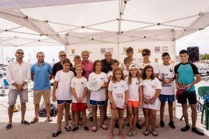 Disputada la XI edición del Trofeo Interescuelas en el Club Náutico Torre de la Horadada