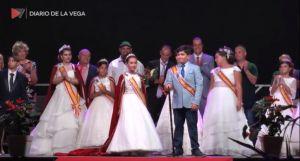 Benferri corona a los reyes y las reinas de sus fiestas patronales