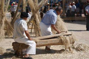 La Gramaera exhibirá los trabajos del cáñamo en Redován