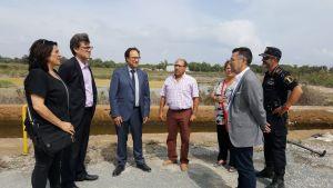 San Fulgencio pide ayuda a la Generalitat para restablecer la normalidad del municipio tras las inundaciones sufridas