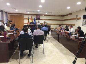 El Pleno del Ayuntamiento de Redován aprueba solicitar la declaración de zona catastrófica para el municipio