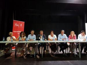 """Chulvi: """"La reconstrucción de esta comarca es un reto colectivo que sacaremos adelante con el esfuerzo y con los recursos de todos"""""""