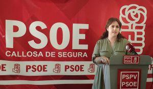 El PSOE de Callosa reclama al equipo de gobierno mayor compromiso contra la violencia machista