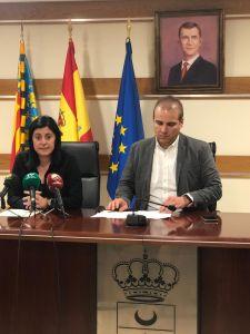 Redován tramita 600 solicitudes de ayudas por bienes de primera necesidad para afectados por la DANA