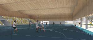 La Diputación de Alicante aprueba la construcción del pabellón cubierto en el polideportivo del B4 de Redován