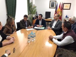 Mazón apoyará el proyecto de una nueva Jefatura de Policía Local en Callosa