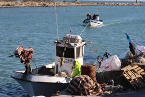Guardamar dragará la desembocadura del Segura inutilizada para la navegación tras la riada
