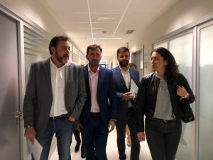 """López-Bas: """"Compromís debe aplicar criterios objetivos, no ideológicos, para decidir la reversión del hospital de Torrevieja"""""""