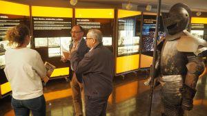 Patrimonio Histórico muestra la arquitectura defensiva de España a través de una exposición