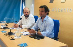 """Dolón: """"El PSOE quiere acabar con un modelo sanitario de éxito"""""""