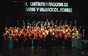 Rojales acoge el Gran Premio Nacional de Canto Coral