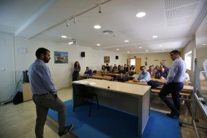 Inovare llega a Torrevieja para estimular la transferencia científica y tecnológica a más de una veintena de empresas y startups