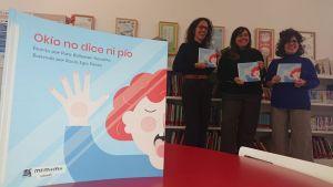 """Pura Ballester y Rocío Egío: """"Queremos que la gente pierda el miedo a acercarse a una persona con autismo"""""""