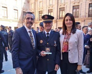 La Policía Local de Pilar de la Horadada recibe la felicitación de la Generalitat Valenciana
