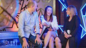 La torrevejense Lucía España actuará esta noche en Got Talent