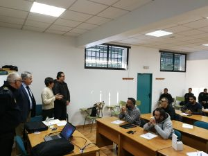 Recursos Humanos organiza un curso de formación para la Policía Local