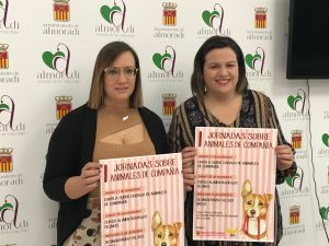Almoradí celebra las I Jornadas Sobre Animales de Compañía