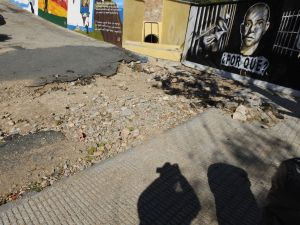El PSOE denuncia que tras la DANA en zonas de San Isidro todavía no se haya actuado