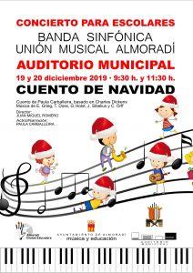 Almoradí celebra con música la llegada de la Navidad