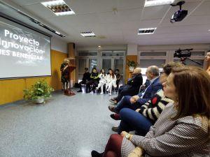 El IES Benejúzar implementa una 'escape room' como proyecto docente innovador educativo