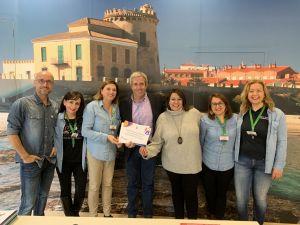 La oficina de turismo de Pilar de la Horadada premiada por la Comunidad Valenciana