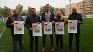 """El campo de fútbol de Los Arcos acogerá el IV Torneo de Fútbol Base """"Ecce-Homo"""" los días 28 y 29 de diciembre"""
