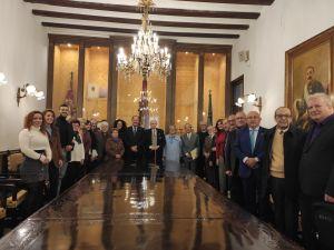 El Consell Valencià de Cultura se reúne en Orihuela para estudiar las opciones de progreso en la Vega Baja