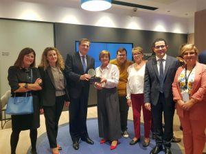 ADIS recibe un total de 47.630 euros de La Caixa para realizar diferentes proyectos
