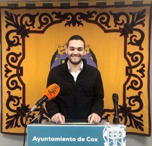 Cox estrena una nueva sala de estudio