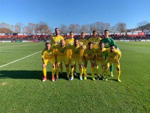 El Orihuela CF se reencuentra con el triunfo (0-1)