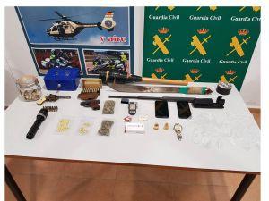 Detienen a un hombre por ocupar una casa y disparar contra su propietario en Torrevieja