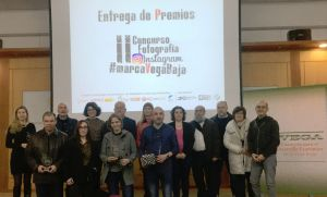La Escuela de Arte acoge la entrega de premios del segundo Concurso #marcaVegaBaja promovido por el Acuerdo Territorial