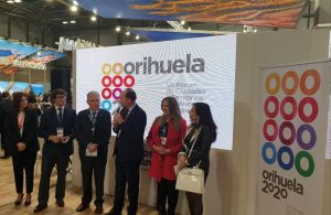 El VII Fórum de Ciudades y Territorios Creativos de España 'Orihuela 2020' se presenta en FITUR