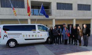 La Mancomunidad Bajo Segura adquiere un nuevo vehículo para mejorar sus servicios de movilidad