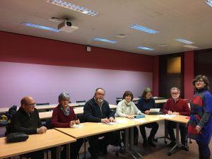 El Patronato de la Fundación MUDIC-VBS renueva sus cargos para un nuevo mandato