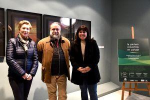 El Palacio Sorzano de Tejada acoge la exposición colectiva 'La pintura convertida en Paisaje'