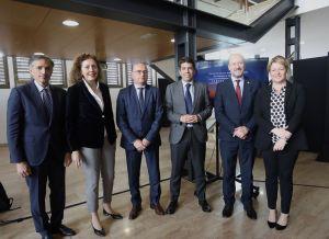 La Diputación gestionará en colaboración con SUEZ Spain una herramienta para mejorar la capacidad de respuesta ante inundaciones en la Vega Baja