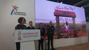 Los Montesinos presenta en FITUR  la IV Feria de Turismo de la Vega Baja