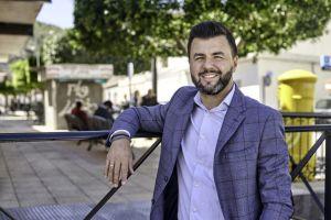 El oriolano José Aix, nuevo secretario de Organización de Cs en la provincia de Alicante