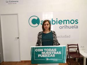 """Cambiemos Orihuela insta al Gobierno municipal a """"blindar"""" el servicio municipalizado de las basuras"""