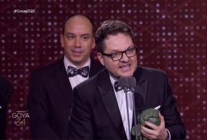 Paco Sáez gana el Goya a mejor cortometraje con 'Madrid 2120'