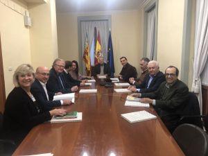 El Plan Vega Renhace y el Consell Valencià de Cultura coordinan acciones para dinamizar la comarca de la Vega Baja