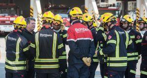 Los bomberos del Consorcio Provincial de Alicante realizaron en 2019 un total de 10.618 intervenciones, un 30% más que el año anterior a causa de la DANA